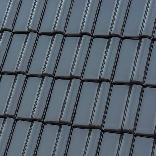 Керамічна черепиця Röben MONZAplus графіт