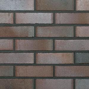 Немецкий клинкерный кирпич Roben ACCUM коричнево-синий