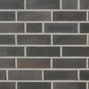 Клинкерный кирпич Roben Chelsea базальт с оттенком. Фото, цена, продажа