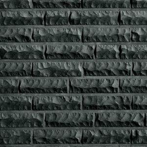 Клінкерна цегла Roben Quebec чорна тесана купити в Києві - Roben-Україна. фото