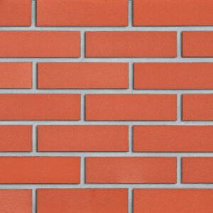 Польська клінкерна плитка Roben 16 Melbourne червона, гладка