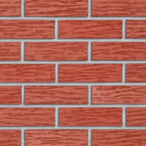 Клинкерный кирпич Röben Melbourne NF26 красный рифленый - Roben-Украина