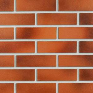 Клінкерна цегла Roben Darwin 38 червоно-коричнева, гладка