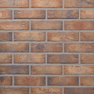 Немецкая клинкерная фасадная плитка Roben Manus Java карбон. Фото, цена, продажа